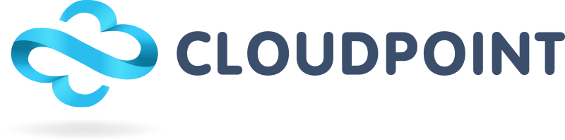 Cloudpoint logo vertical